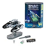 Snap Ships Scythe AV-19 Tank -- Construction Toy for Custom Building and Battle Play -- Ages 8+