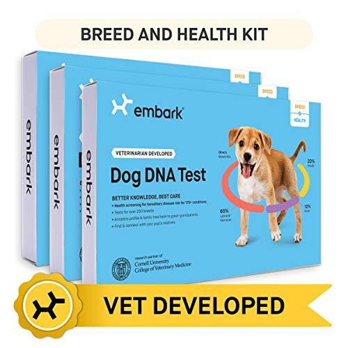 Embark   Dog DNA Test   Breed Identification   160 Health Results   200K Genetic...