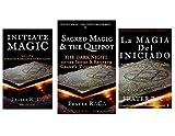 Magia Hermetica - La Magia Del Iniciado - Initiate Magic (Espanol/English): Plus Sacred Magic & the Qlippot (Kabbalah Hermetica Book 1) (English Edition)