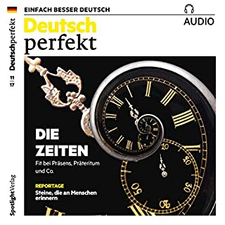 Deutsch perfekt Audio. 11/2017 Titelbild