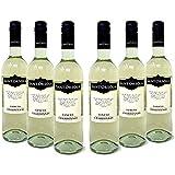 Sant'Orsola Chardonnay Veneto I.G.T. - Vino Bianco - Pacco da 6 x 750 ml...