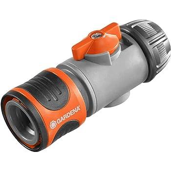 """GARDENA Reparator Schlauchverbinder 13mm - 15mm 1//2/"""" 5//8/"""""""