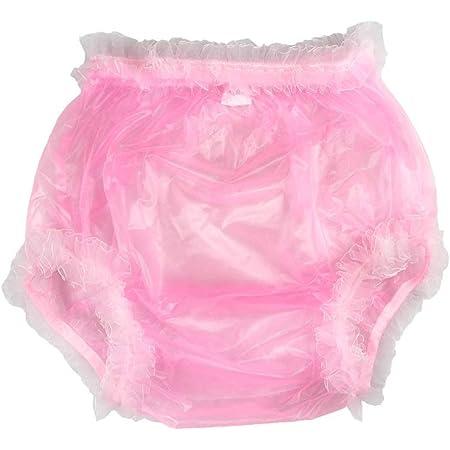 Lacy Plastic Panties