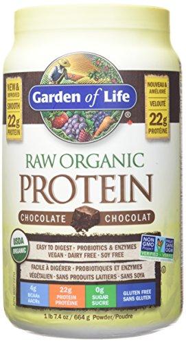 Garden Of Life Garden Of Life Cioccolato Proteico Biologico Grezzo 660G - 660 g