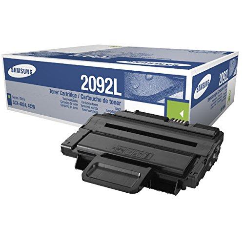 SAMSUNG MLT-D2092L/ELS Original Toner Schwarz inkl. Trommel (Hohe Reichweite) - Kompatibel mit ML-2855ND, SCX-4824FN/4828FN