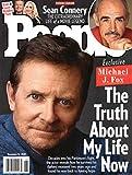 PEOPLE November 16 2020 Michael J. Fox - Sean Connery - Blake Shelton Gwen Stefani