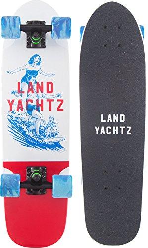 LANDYACHTZ Dinghy Skateboard da Adulto, Multicolore
