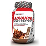 Scitron Advance Whey Protein (28.5 Servings, 25.5g Protein, 6g BCAAs, 0g Sugar) –