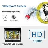 Zoom IMG-1 drenare telecamera di ispezione endoscopio