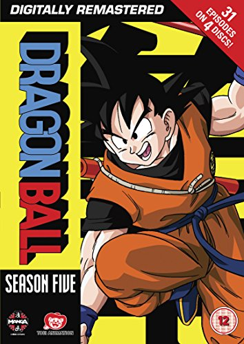 Dragon Ball Season 5 [Edizione: Regno Unito] [Import]