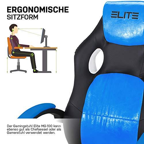 ELITE Racing Gaming Stuhl MG-100 – Bild 5*