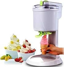 Machine à crème glacée à la Maison, conteneur de congélateur de Mini-Service de Fruits entièrement Automatique, Yaourt, So...