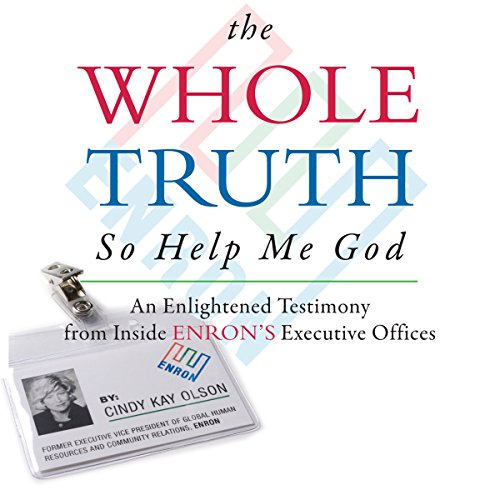 The Whole Truth... So Help Me God  audiobook cover art