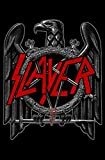 Slayer Poster Schwarz Classic Eagle Crest Nue offiziell