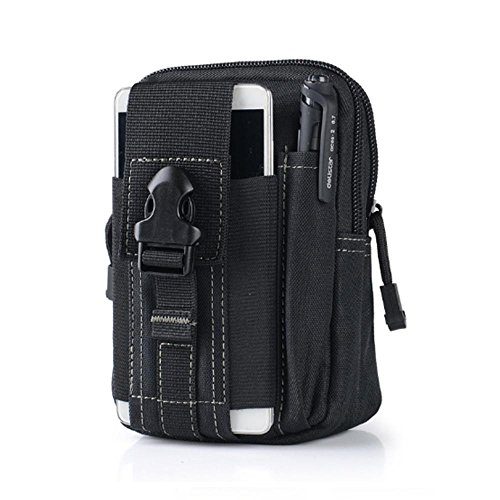 Tactical pockets,Belt Pouch Compact Outdoor Multi-Purpose Utility Gadget Tool Belt Waist Bag...