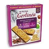 Gerlinéa barres Dietéticos Vainilla Avellana Chocolate Lait