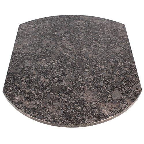 Multigleiter®│ Granit Steel Grey │Gleitbrett für den Thermomix® TM6│TM5 und TM31