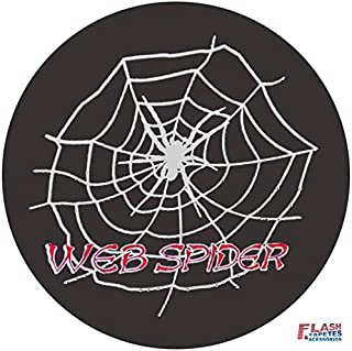 Capa de Estepe Troller Flash Tapetes WEB SPIDER ARO 17