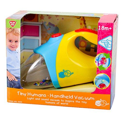 PlayGo 2612 - Haushaltsspielzeug - Handstaubsauger für Kleine Haushälter