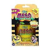 Slimy Mega-Stretchy - Masilla para jugar Slimy en neón, 500 g