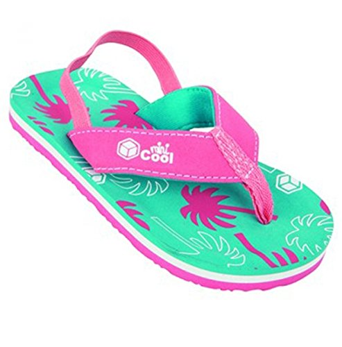 Cool Shoe Badelatschen Cool Shoe Kinder MISHA palm 25/26