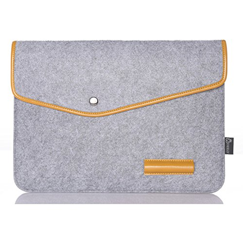 Pomcat Felt Hoes Laptop Sleeve Case Voor Netbooks Apple MacBook Air Pro 11