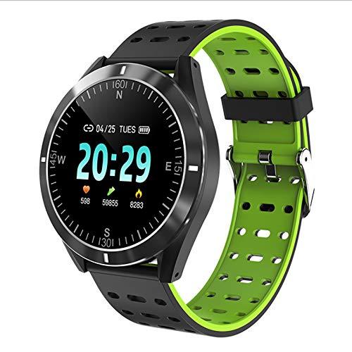 XSWZAQ Reloj Deportivo Inteligente, Que Puede detectar su Estado de Ejercicio Durante Todo el día y verificar Sus Datos de Salud en Cualquier Momento. La Vida Inteligente es así de Simple
