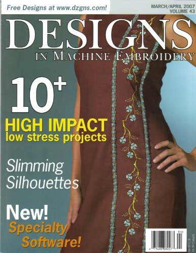 Best Bargain Designs in Machine Embroidery March/April 2007 Volume 43