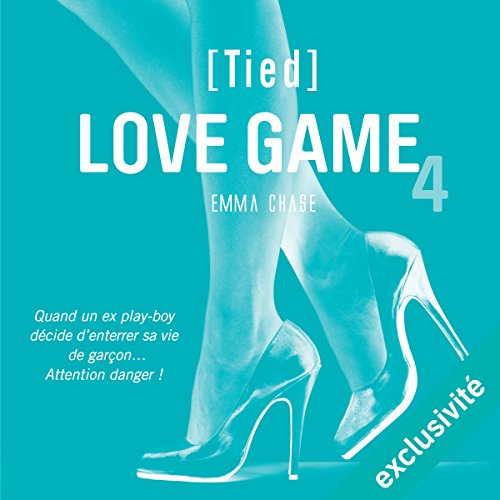 Tied (Love Game 4) audiobook cover art