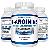 Premium L Arginine NO Boost Supplement