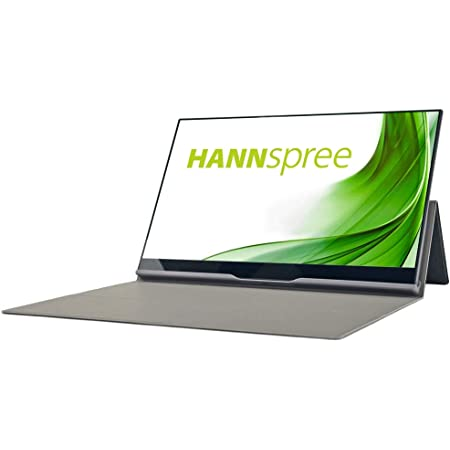 Hannspree Portable Touch Monitor Full Hd 220cd Hdmi Computers Accessories