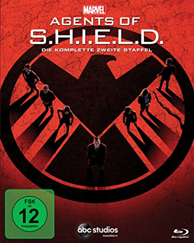 Marvel's Agents of S.H.I.E.L.D. - Staffel 2 [Blu-ray]
