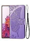 stilluxy s20 FE wallet case flip 4g 5g compatible with