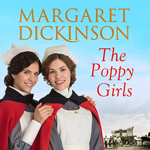 The Poppy Girls audiobook cover art