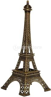 Broccoli. HOT- Others - Retro 9 Styles Paris Eiffel Tower/Big Ben/Taj Mahal/Milad Tower/Christ Statue World Landmark Landcrape Model Figurine - 1 PCs