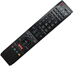 Hotsmtbang Replacement Remote Control for Sharp GA535WJSA LC-3242U LC-32D42 GA425WJSB LC-45GD7 GA648WJSA LC-46SE94 AQUOS LCD Color HDTV TV