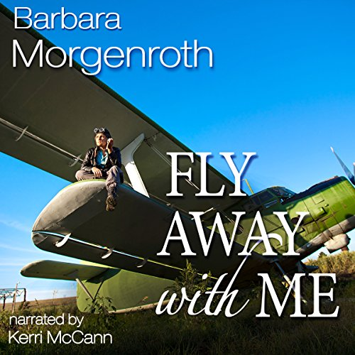 Fly Away with Me audiobook cover art