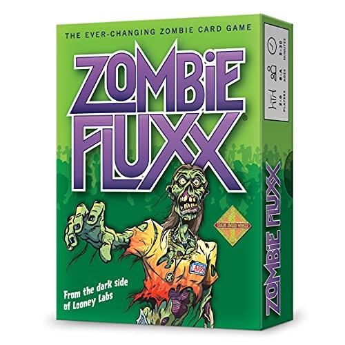 Looney Labs LON00033 - Zombie Fluxx, englische Ausgabe