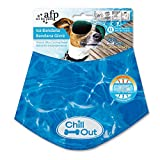ALL FOR PAWS Bandana Refrescante Chill out, Talla XL
