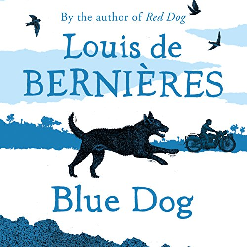 Blue Dog audiobook cover art