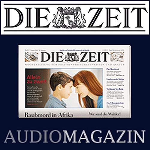 DIE ZEIT February 18, 2021 Titelbild