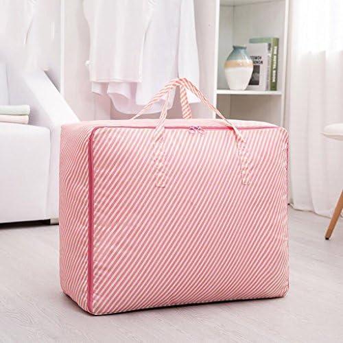 Xuan - Worth Another Rosa Twill 3 Stück eine Tasche mit Quilts Feuchtigkeit Kleidung Quilts Tasche Finishing Bag Aufbewahrungsbox (Größe   60  50  28cm)