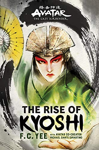 Amazon.com: Avatar, The Last Airbender: The Rise of Kyoshi (The ...
