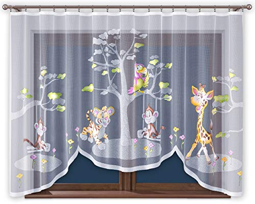 Promag -   Vorhang Gardine mit