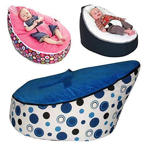 Faules Sofa, kleine luie babysofas, deken, stoelen zonder vulstof, linnen, stof, ligstoel, zitzak, poef, bank, tatami, woonkamer