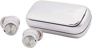 AVIOT TE-BD21f トゥルーワイヤレスイヤホン 完全ワイヤレス Bluetoothイヤホン iPhone アンドロイド SBC AAC aptX 対応 防水 IPX5 通話 最大7時間 イヤーピース S/M/L SpinFit CP3...