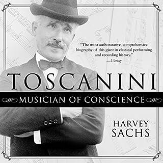 Toscanini cover art