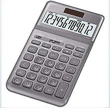 LYA Business Office Calculator 12-Bit Multi-Function Solar Dual Power Supply for Office, Finance,C