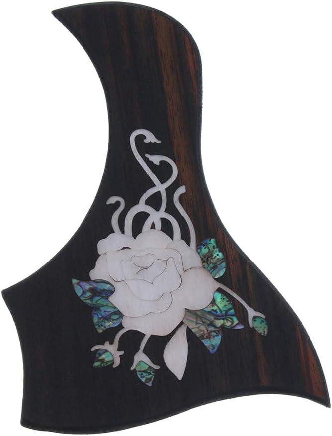 Wooden Acoustic Guitar Pickguard Pick Adhesive Max 55% OFF 40 Award Self for Guard