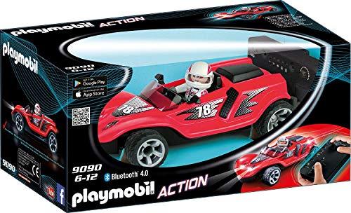 PLAYMOBIL Action Racer Cohete RC con Mando